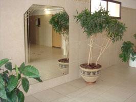 Lobby ou hall d'entrée d'immeuble