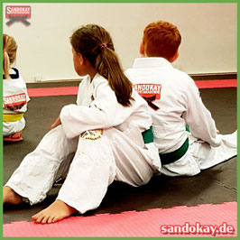 Akademie Sandokay - Grafik zu Kampfsport für Kinder & Karate in Itzehoe