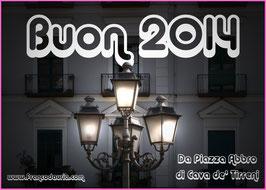 Buon 2014 da Piazza Abbro