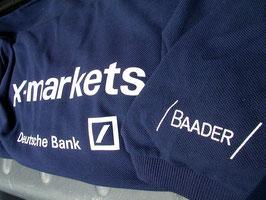 Textildurck Deutsche Bank