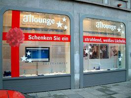Schaufensterbeklebung Frankfurt
