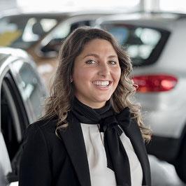 Assistenz der Geschäftsleitung Lorena Kaufmann