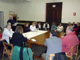 La primera reunió de catifes 2010