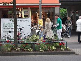 Straßenfest in Köln