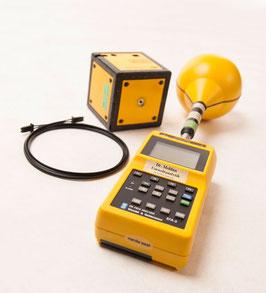 Auswahl an Messgeräten für Nieder- und Hochfrequenz von NARDA STS GmbH