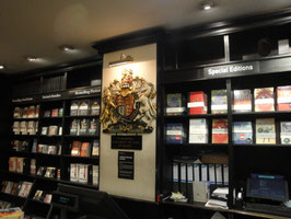 oldest bookshop in London