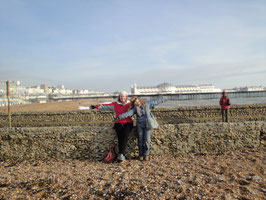 Brighton - the beach 2