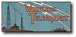 Immagine wireless telegraphy
