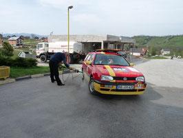 Autowaschen umsonst, wenn man mehr als 3 Lıter tankt