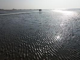 Sonne Nordsee Atmen