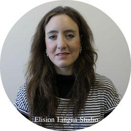 Emma преподаватель носитель английского языка