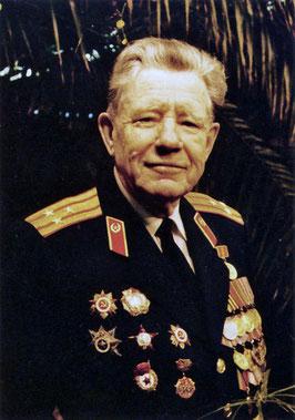 Петр Никитич Токарев