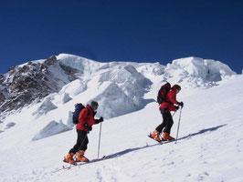 Stockij Glacier 3280m