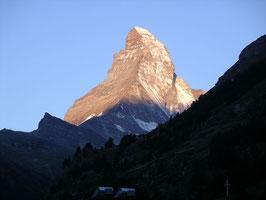 Matterhorn 4470m