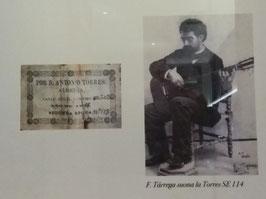Tarrega - Torres SE114 (1888)
