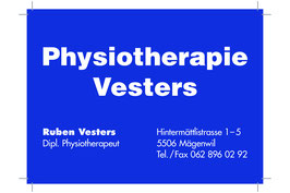 Physiotherapie Vesters