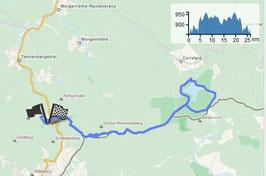 Kammlauf 26km Freistil