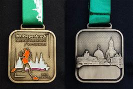 21.10.2018 - 20. Dresden Marathon von Udo, Chef und René D.