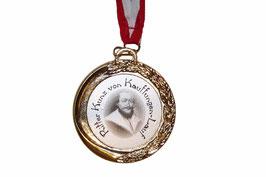 10. Ritter Kunz Lauf - AK W50 Siegermedaille von Gabi