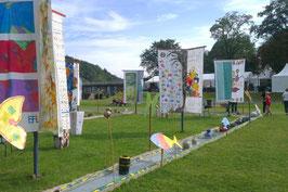 Parkkunstaustellung