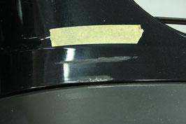 996ターボ黒の擦り傷除去