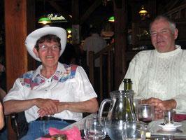 40 ans de mariage de Christiane et Jean Louis