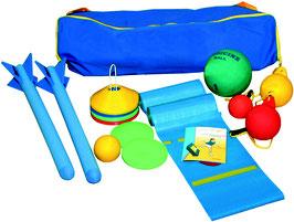 Kit de jeux lancers d'athlétisme pour enfants. Apprendre à lancer à l'athlétisme avec du matériel de qualité au meilleur prix.