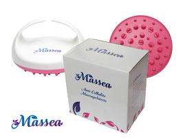 Bild: Massagebürste mit Verpackung