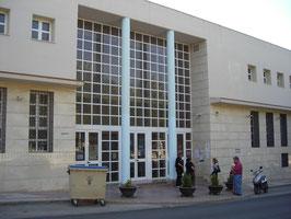 Centor Cultural de Villa Nueva de Algaidas.
