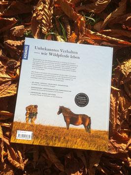 """Rückseite """"Im Kreis der Herde"""" von Tierfilmer Marc Lubetzki"""