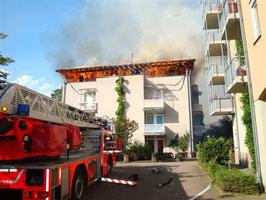 Brand Gruberhof (Bild Polizei)