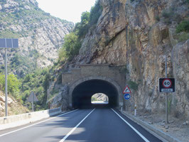 13 Tunnel auf 10 km