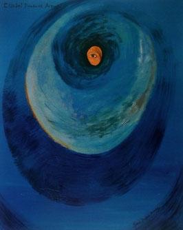 Destino. Óleo sobre lienzo, 100 x 81 cm. Colección privada.