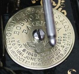 May 8, 1849 - January 27, 1863