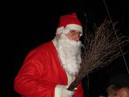 Der MGV ist Ausrichter der örtlichen Nikolausfeier