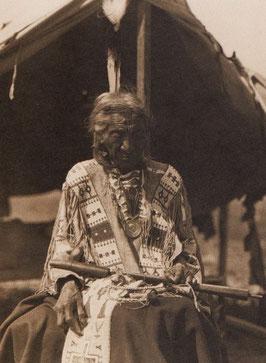 Das mutmaßlich letzte Foto Red Clouds 1909
