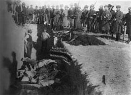 Massengrab der ermordeten Lakota 1891