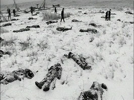 Wounded Knee 1890 (Foto gemeinfrei)