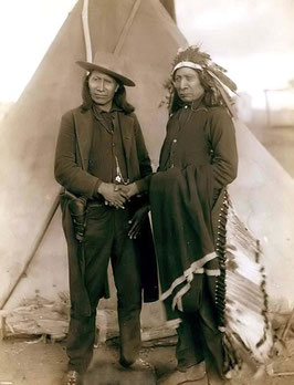 Chief Red Cloud u. American Horse