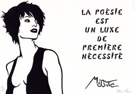 Miss. Tic Pas d'idéaux. juste des idées hautes  Dumerchez Editions Bernard Editeur