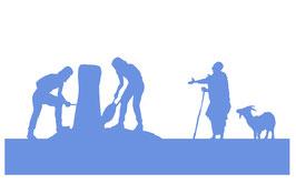 Icon der Eisenzeit