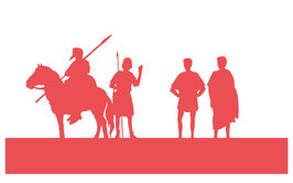 Icon der Frühen Römischen Kaiserzeit