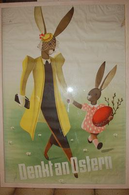 Werbeplakat ca. 1920
