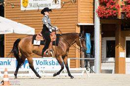 Meisterschaftsklasse Horsemanship LK 1/2A