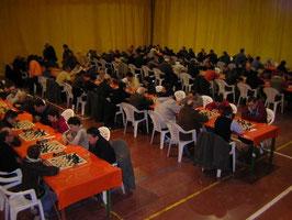 Campionat Catalunya 2009. Fase Territorial