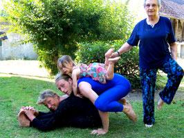 Yoga Intergénérationnel et Famille