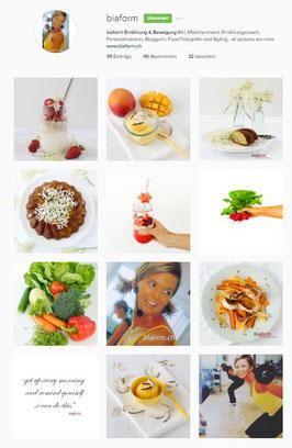 Blog Schweiz, Foodblog Schweiz, Bloggerin Schweiz, Schweizer Bloggerin, Fitnessblog Schweiz, biaform
