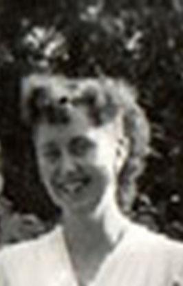 Einziges Gesicht, das ich bislang nicht identifizieren konnte. Wer kennt sie (noch) ?