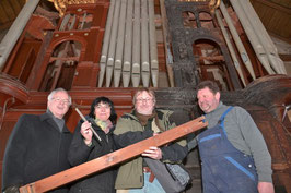 Orgel für Marien