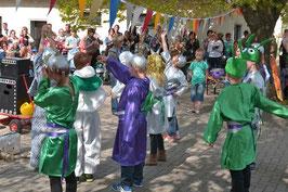 Schulfest Baalberge